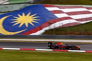 GP2 Reporte de calificación Gasly golpeó primero en Sepang