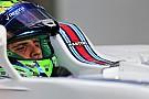 Massa lamenta problemas nos freios e falta de ritmo