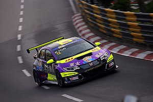 TCR Breaking news Huff has Macau TCR entry rejected due to rule change