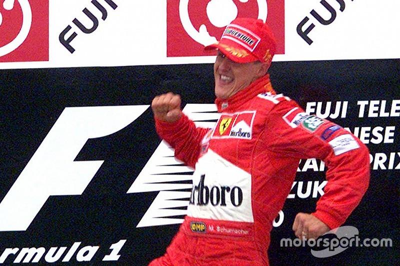 Vor 16 Jahren: Michael Schumacher wird 1. Ferrari-Weltmeister seit 1979