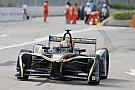Formel E in Hongkong: Jean-Eric Vergne holt Trainingsbestzeit für Techeetah