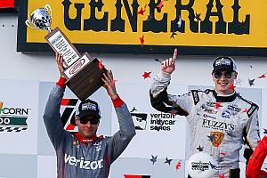 IndyCar Noticias de última hora Power asegura Newgarden fue la elección