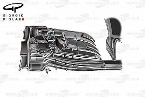 Análise técnica: os esforços da McLaren no Japão