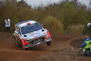 WRC Etappeverslag WRC Catalonië: Sordo pakt leiding, opgave Latvala
