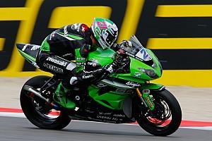 Supersport Antrenman raporu Supersport Jerez: 3. seansta Krummenacher lider, Kenan ikinci