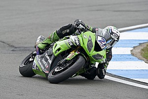 Supersport Prove libere Jerez, Libere 3: Krummenacher si ripete. Zaccone incanta