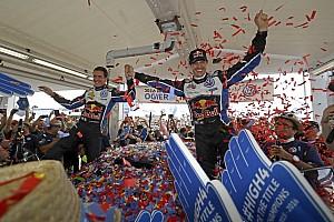 WRC 速報ニュース WRC:オジェ、WRCチャンピオン4連覇達成! ラリースペインで優勝飾る