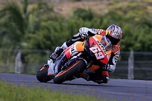MotoGP 突发新闻 前世界冠军海登顶替佩德罗萨参加澳大利亚大奖赛