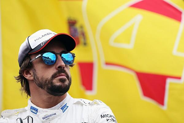 F1 Noticias de última hora Alonso sigue siendo el mismo 10 años después