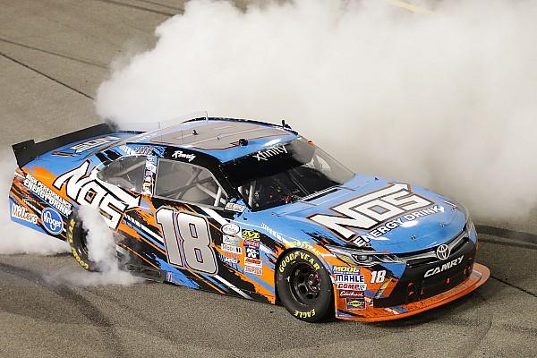 Monster Energy NASCAR Cup Noticias de última hora NASCAR limita la participación de los pilotos de la Copa en la Serie Xfinity y las Camionetas