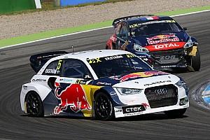 WK Rallycross Nieuws Audi evalueert elektrisch project in rallycross