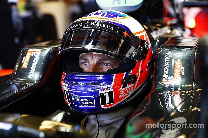 Button sehnt letztes Formel-1-Rennen herbei: