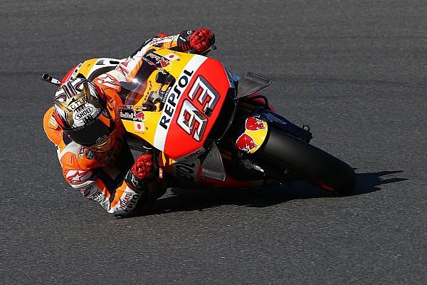 MotoGP Trainingsbericht MotoGP: Marc Marquez Schnellster auf