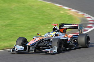 Super Formula Qualifying report Suzuka Super Formula: Ishiura takes double pole in season finale
