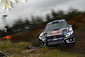 WRC Etap raporu WRC Britanya: Ogier son güne 34 sn farkla lider girdi
