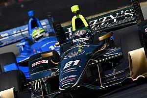 IndyCar Ultime notizie Hildebrand torna a tempo pieno in Indycar con la Ed Carpenter Racing