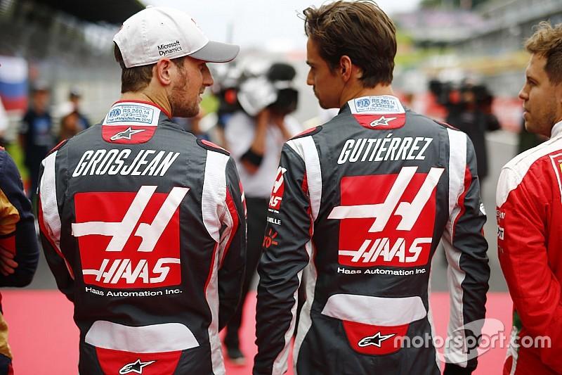 Haas F1 bestätigt Fahrerduo für die Formel-1-Saison 2017