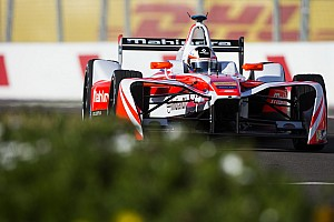 Formel E Qualifyingbericht Formel E in Marrakesch: Pole-Position für Felix Rosenqvist nach Drama um Jean-Eric Vergne