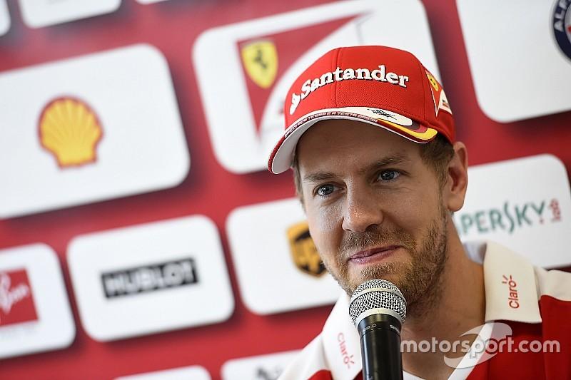 Mexiko-Strafe gegen Sebastian Vettel: Ferrari zieht Einspruch zurück