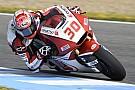 Moto2 Nakagami en Moto2 y Fenati en Moto3, lideran el primer día de test en Jerez