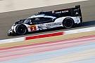 WEC in Bahrain: Porsche im 1. Training vor Audi