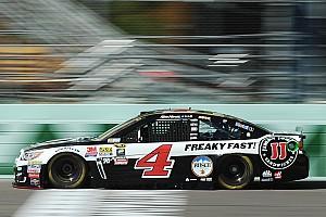 NASCAR Sprint-Cup Qualifyingbericht Qualifying zum NASCAR-Finale: Harvick auf Pole, Zitterpartie für Johnson