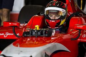 GP2 Nieuws Bernstorff maakt in Abu Dhabi GP2-debuut