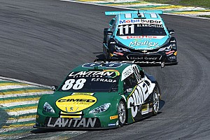 Stock Car Brasil Qualifying report Fraga and Barrichello follow the championship order and start 1-2 in Minas Gerais