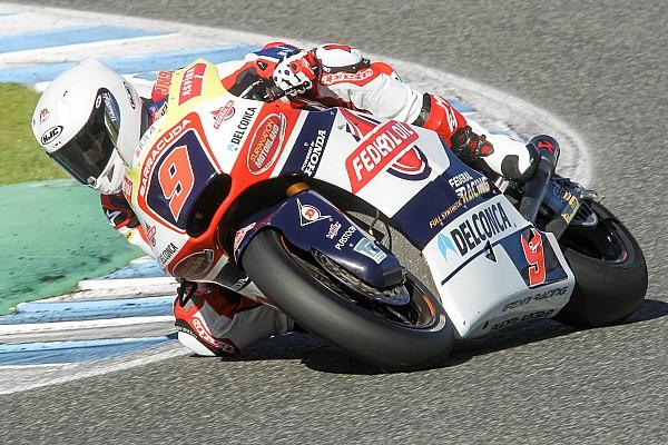 Moto2 Noticias de última hora Navarro se lesiona en los test de Moto2 de Valencia