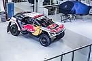 Rallye-Raid Peugeot 3008 DKR : un concept