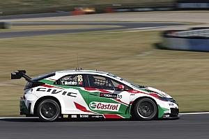 WTCC Résumé d'essais EL2 – Tiago Monteiro au top, les Honda en forme