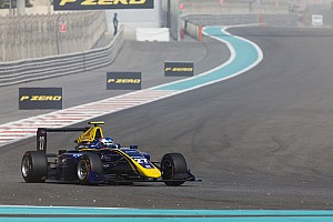 GP3 Gara Gara 2: Hughes chiude in bellezza ad Abu Dhabi, Leclerc rimonta ed è nono