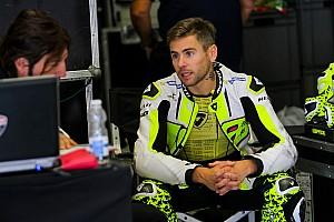 """MotoGP Noticias de última hora Bautista: """"Mi objetivo actual es distinto del que tenía con Aprilia"""""""