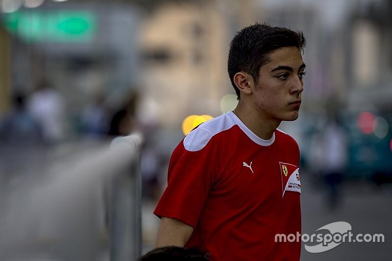 【GP3】アレジ&ゴクミの息子ジュリアーノ。来季もトライデントでGP3参戦