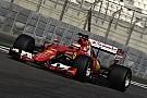 """【F1】ピレリ2017年用""""ワイド""""タイヤのテスト、アブダビで開始:フォトギャラリー"""