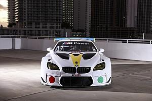 IMSA News BMW zeigt Art-Car für 24h Daytona 2017