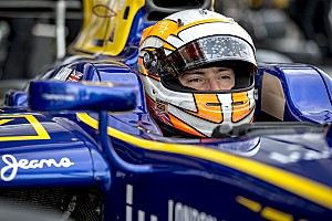 GP2 Actualités Alex Lynn vise le WEC et la Super Formula