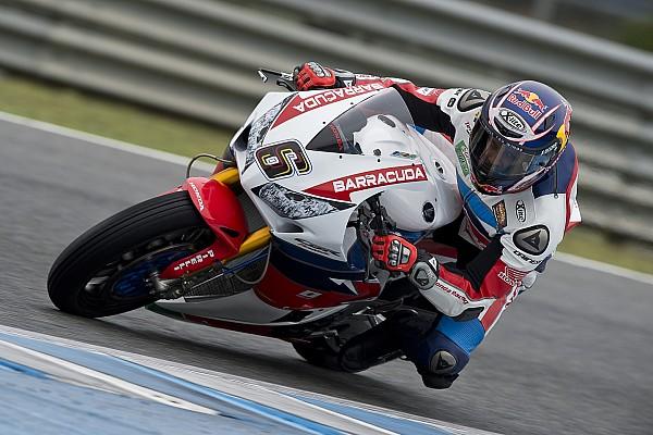 WSBK Actualités Stefan Bradl a commencé à prendre ses marques en Superbike