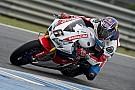WSBK Stefan Bradl a commencé à prendre ses marques en Superbike