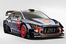 WRC Hyundai onthult WRC-bolide voor 2017