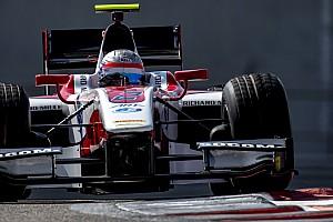 GP2 Résumé d'essais Abu Dhabi, J2 - Albon, Marciello et Leclerc en trois centièmes