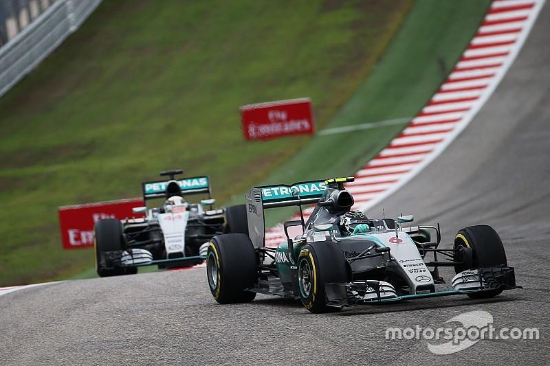 Rosberg says