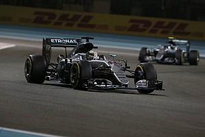 Formule 1 Actualités Webber - Hamilton aurait pu faire bien pire contre Rosberg