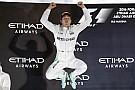 Formule 1 Hommages à Rosberg- Un seul mot: