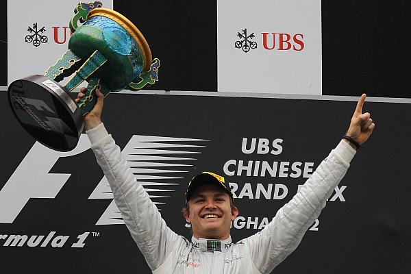 F1 Top List GALERÍA: 57 podios de Nico Rosberg en F1