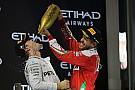 F1 【F1】ベッテル、ロズベルグの代役としてメルセデス入りすることを否定