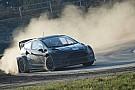 World Rallycross Un premier test satisfaisant pour Wurz en Supercar