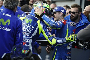 MotoGP Важливі новини Нова ера Yamaha з Россі і Віньялесом почнеться в Мадриді