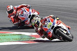 MotoGP 速報ニュース 【MotoGP】ドヴィツィオーゾ「イアンノーネは失礼なヤツだった」