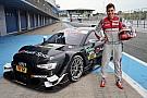 DTM Loïc Duval confirmé chez Audi en DTM pour 2017